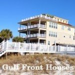 gulf front houses in panama city beach