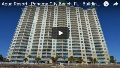 Aqua Resort Video Panama City Beach