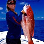 Fun Red Snapper Fishing Trip in Panama City Beach!