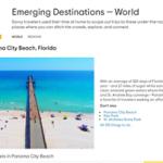 Tripadvisor has just named PCB #2 emerging destination in the world